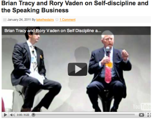 Southwestern Consulting Interviews Brian Tracy