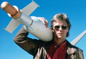 "MacGyver ""The Problem Solver"""