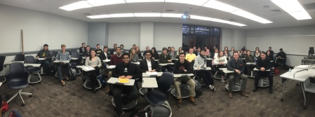 Vanderbilt University Marketing Class
